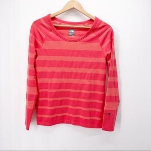 The North Face Striped Top Medium